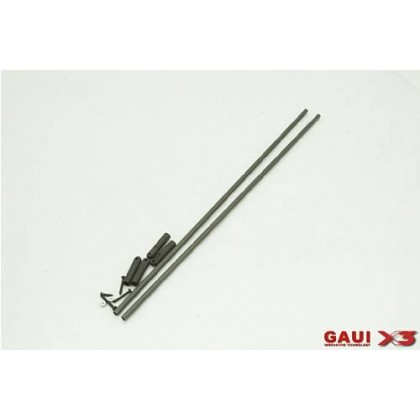 216211 X3 Tail Support Rod Set