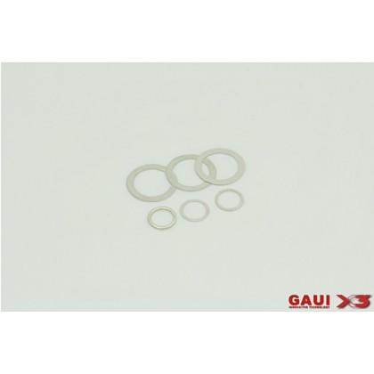 216338 X3 Main Gear Washers