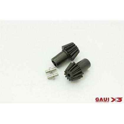 216183 X3 13T front transmission bevel gear x2pcs