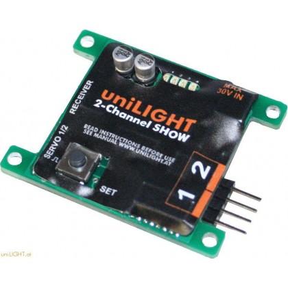 UniLight Modulo 2-Kanal SHOW