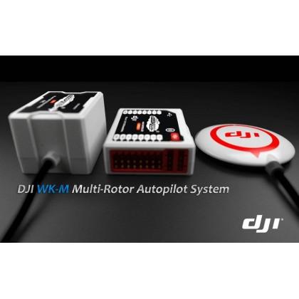 DJI Wookong + GPS v2