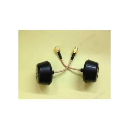 Set antenas clover