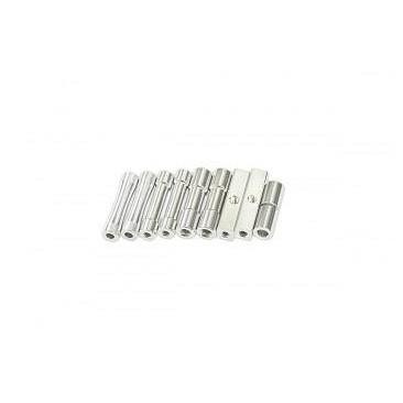 073238 Aluminum Frame Posts Pack