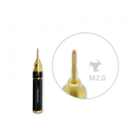 Macho rosca M2.0