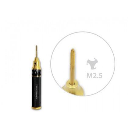 Macho rosca M2.5