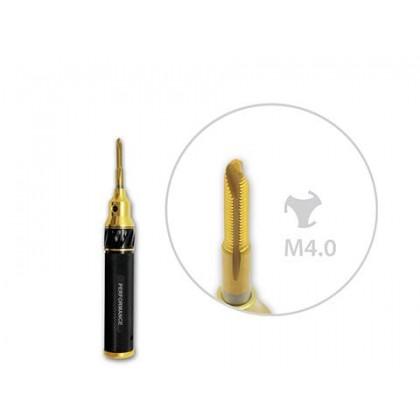 Macho rosca M4.0