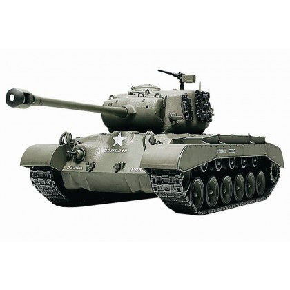 US Medium Tank M26 Pershing - 1/48 (T26E3)