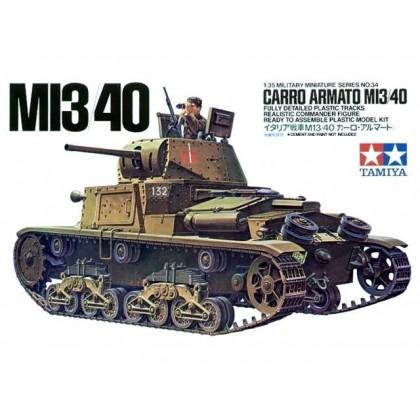 TANQUE ITALIANO M13/40