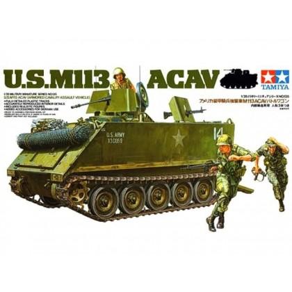 VEHICULO MILITAR NORTEAMERICANO M113 ACAV