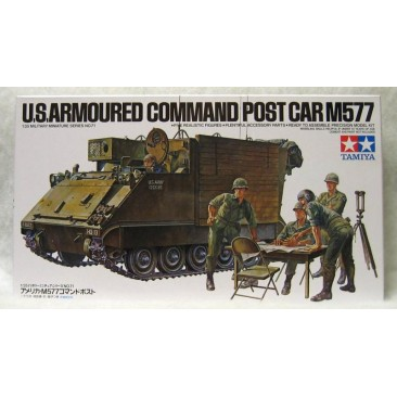 Armoured Command Post Car