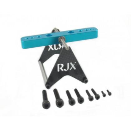Equilibrador palas azul