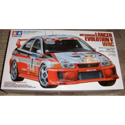Lancer Evo.V WRC
