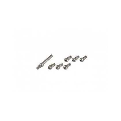 051258 Stainless Linkage (4.8mm) Balls