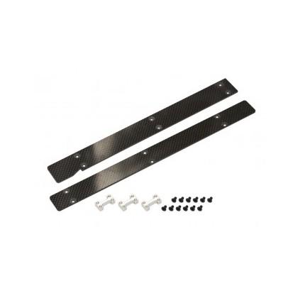 053034 CF Battery Tray (2mm