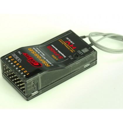 8ch Futaba S-FHSS SBUS Compatible