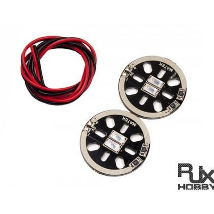 LED for Motor plate WHITE