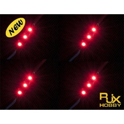 LED Rojo(29.5mmx7.2mm)