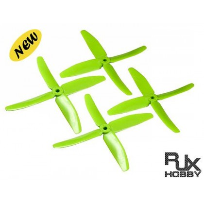 5040 Four Props CW&CCW (Green)