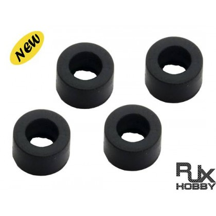 6X11X4.5mm Rubber