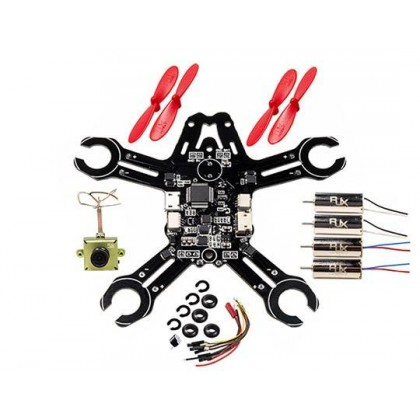 95mm Brush FPV Racing Quadcopter