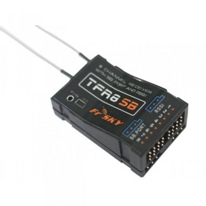 Frsky TFR8SB (Futaba FASST Compatible) con S-BUS