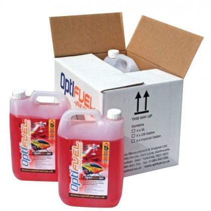 Caja Optifuel OPTIMIX-12 4 garrafas de 5L
