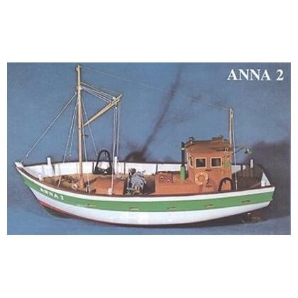 Set accesorios barco ANNA 2