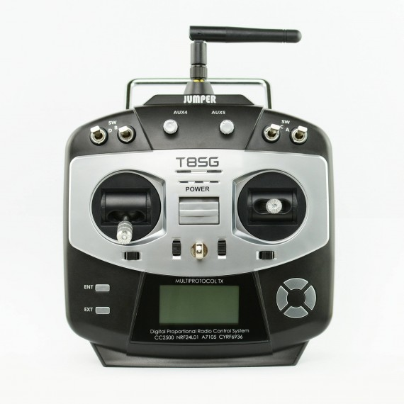 T8SG emisora multiprotocolo