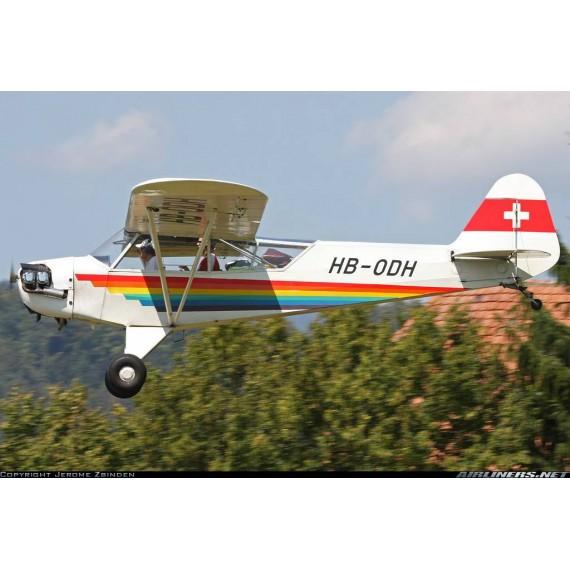 Piper J-3 100cc