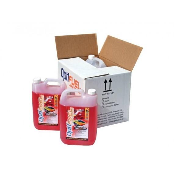 Caja Optifuel OPTIMIX-5 4 garrafas de 5L