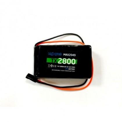 Bateria TX 2800 7.4 emisora