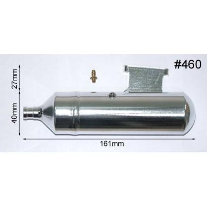 H460 Muffler 45NA