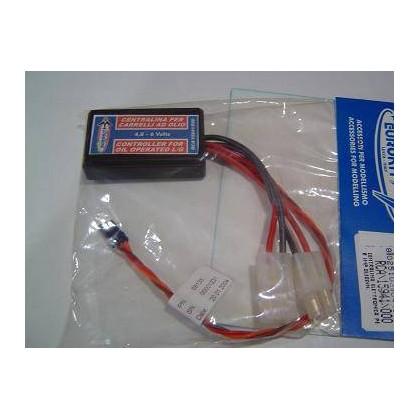 Centralita electronica para bomba de aceite